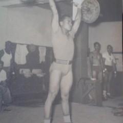 CARLOS CHAVEZ: EL 1ER. ORO PANAMERICANO PARA PANAMÁ EN 1955