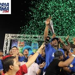 Colón Campeón del Béisbol Mayor 2017 al barrer a Chiriquí en 4 juegos