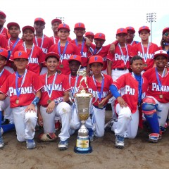 Panamá gana oro en el Panamericano U12 al vencer a Rep. Dominicana en Managua Nicaragua