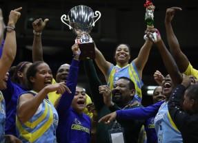 Las Correcaminos ganan el título de la LPB Femenino 2018