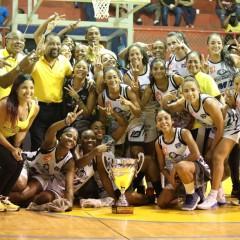 Las Correcaminos ganan el segundo título de la LPBF 2020